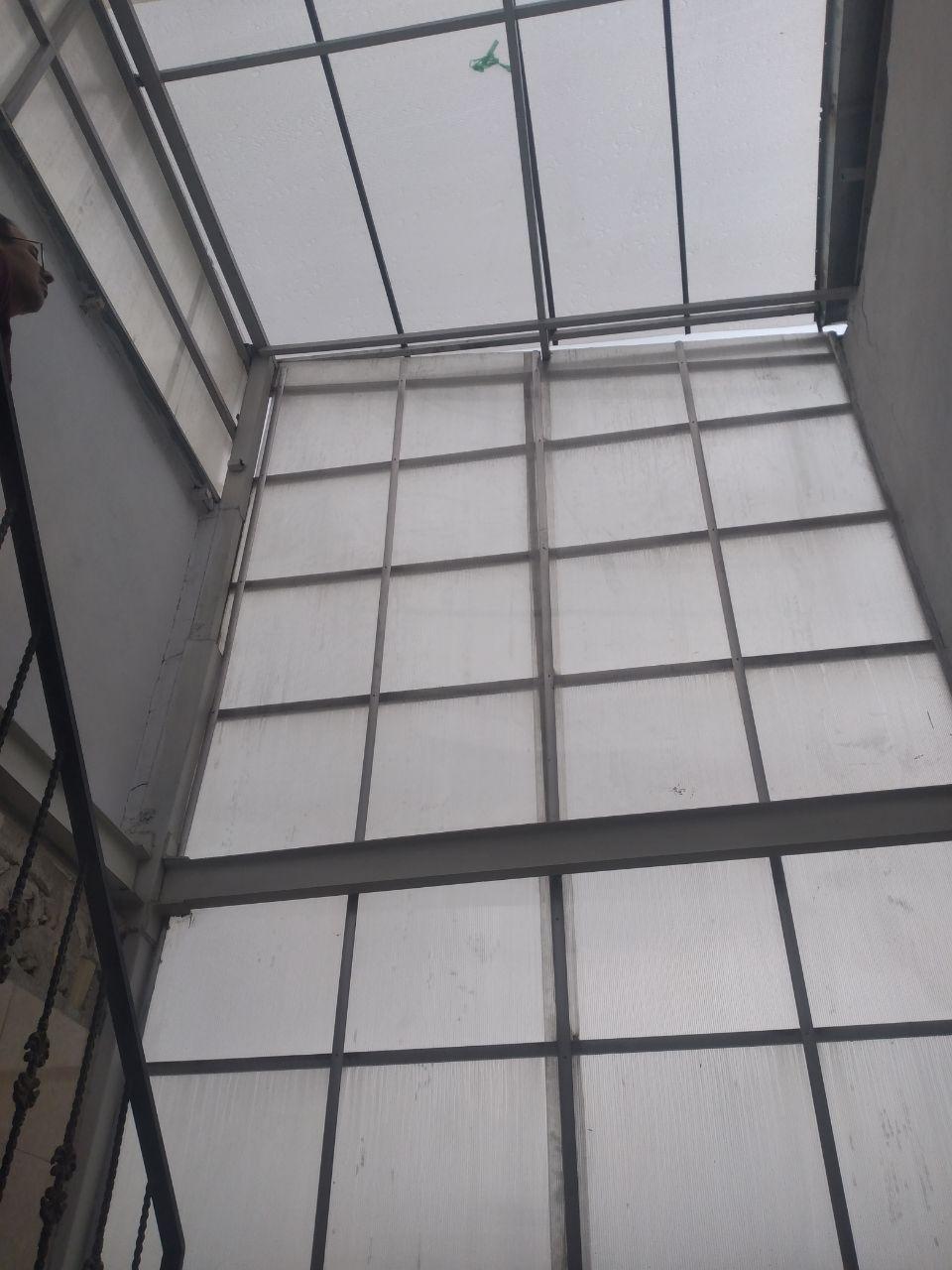 ساخت بنا در پشت بام و سقف پاسیو با پلی کربنات  قیطریه